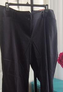 Lane Bryant Striped Pants